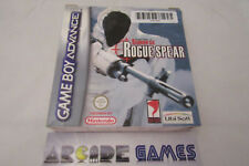 TOM CLANCY'S RAINBOW SIX ROGUE SPEAR GAMEBOY ADVANCE (Envoi suivi, vendeur pro)