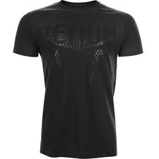 Venum Carbonix Athletic Fit T-Shirt - Black