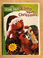 Sesame Street - Elmo Saves Christmas (DVD, 1996) - XMAS20