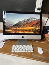 iMac  21.5 Mid 2010 Intel i3 Fusion Drive Ssd Radeon Hd 6750 OS X High Sierra