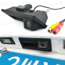 Car Trunk Handle CCD Rear View Camera Backup Parking for VW Jetta 2011-2018
