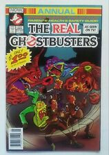 The Real Ghostbusters (1992 Annual) NOW Comics