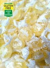 Strong Acid Drops  - Barnetts wrapped sweets ,traditional sweets