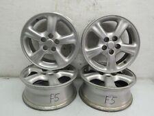 4x Toyota Avensis T22 BJ99 Alufelge Leichtmetallfelge 6x15 ET39 5 Loch Satz (F5)