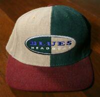 St. Louis Blues True Vintage 80s 90s Hat Retro American Needle Cap NHL Hockey