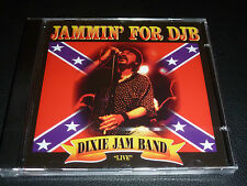 CD.DIXIE JAM BAND.JAMMIN' FOR DJB.LIVE.LAST LIVE DANNY JOE BROWN.MOLLY HATCHETT