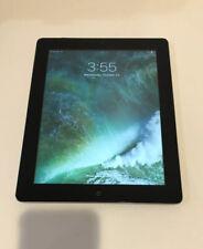 Apple iPad 4th Gen. 64GB, Wi-Fi + Cellular (Verizon), 9.7in - Black