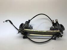 04 Moto Guzzi Breva 750 V7 V750ie Throttle Body Bodies Set