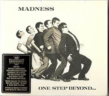 MADNESS - ONE STEP BEYOND 2009 UK REISSUE CD DIGIPAK ENHANCED SALVO SALVOMDCD02
