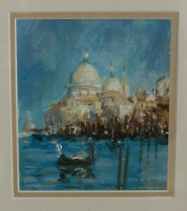 Modern Painting of Venice by artist Devine.