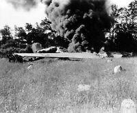 8x6 Gloss Photo wwFA3 Normandy Invasion WW2 World War 2 1310