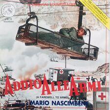 Mario Nascimbene - Addio Alle Armi / La Contessa Scalza - Soundtrack CD