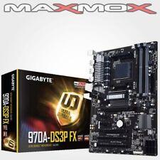 Gigabyte GA-970A-DS3P FX PC Computer ATX Mainboard AMD AM3+ USB 3.1 990FX neu