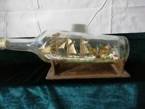 Nave In Bottiglia vintage 1960