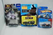 Hot Wheels Collectibles Batman Batmobile Set