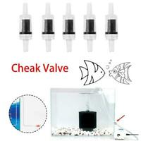 10x One Way Check Valve Safety Non-Return Valves for Fish Tank Standard Air Pump