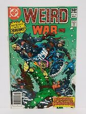 Weird War Tales #97 - DC comics March 1981 - actual pictures - FN range