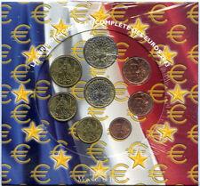 France Bu Set  COFFRET MONNAIE DE PARIS 2003. NEUF.