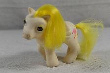 Baby Lofty Vintage Hasbro 1980s G1 My Little Pony BBE Baby Ponies Figure MLP