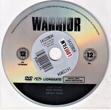 Warrior DVD Tom Hardy