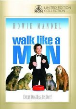 Walk Like a Man DVD 1987 Howie Mandell Christopher Lloyd, Cloris Leachman (MOD)
