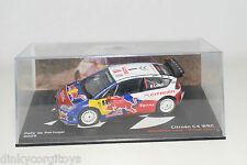 . ALTAYA CITROEN C4 WRC RALLY DE PORTUGAL 2009 LOEB ELENA MINT BOXED