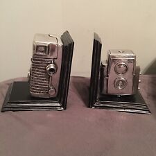 IMAX Home 36133 Vintage Camera Bookends Book-holders Storage Box