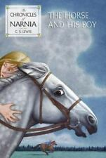 The Horse and His Boy (The Chronicles of Narnia, Book 3), Lewis, C. S., 00644050