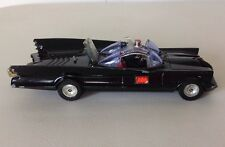 Vintage Corgi 1960s 70s Batman Batmobile #267 Die Cast Car Hitch Batman Figure
