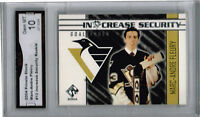 2003-04 Marc Andre Fleury Private Stock Increase Security Rookie Gem Mint 10 #13