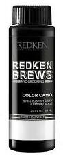 Redken Brews NYC Grooming Color Camouflage Medium Natural 2.0 oz