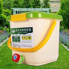 Recyclage Composteur Aéré Poubelle Nourriture Déchet Convertisseur Jardin Supply
