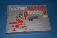 Fischertechnik Hobby 2 Motor & Getriebe