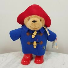 Classic Small Paddington Bear With Gumboots - 22cm - 100% Authentic