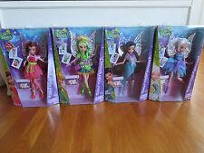 Disney Fairies Celebrate Pixie Party Periwinkle Silvermist Tink Rosetta NEW