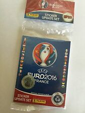 Panini Euro 2016 France - Update Set - 84 Sticker - Star Edition Swiss