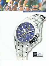 Publicité Advertising 037  2006  la montre Festina chrono Tour de  France Vélo