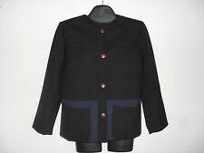 Attualissimo e alla Moda Giacca in H&M Tg. 44 bicolore Vedi Prezzo Affare