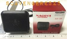 Nagoya NSP-100 Mini External Communications Speaker CB - Ham Radio - Free Ship