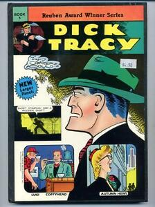 Dick Tracy Book 5     Blackthorne Publishing 1986     Strip Reprints