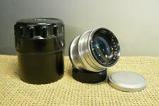 Vintage 1957. JUPITER - 3. F1,5 /50mm USSR /Russian lens M39 for RF camera (410)
