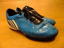 Adidas F10i TRX TF Astro Turf Trainers Football Boots Size UK 5 EU 38