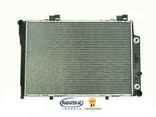NEW Mercedes Radiator C230 1997-1998 C220 1994 1995 1996 C-Class W202 with A/C