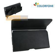 Etui Pochette Horizontal BLACK HOLDER Noir compatible SONY Xperia Z3+