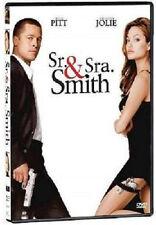 PELICULA DVD SR. Y SRA. SMITH PRECINTADA