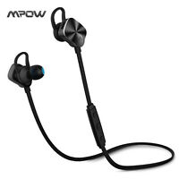 Wireless Bluetooth 4.1 Noise Cancellation Headphone Upgraded Coach For Mpow® R2