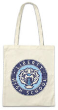 Liberty High I Shopper Shopping Bag 13 School Reasons Logo Why Hannah Tape