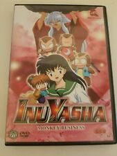 ANIME INUYASHA - Vol. 30: Monkey Business (DVD)  ANIME excellent condition