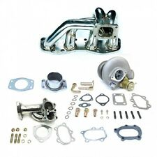 Fit S13 Silvia 180SX SIL80 CA18 CA18DET TD05 18G Turbo Charger Set Kit 380HP