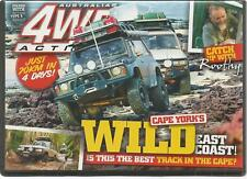 AUSTRALIAN 4WD ACTION - ISSUE 187 CAPE YORK'S WILD EAST COAST!